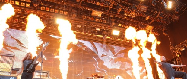 Disturbed: Rock im Park 2011