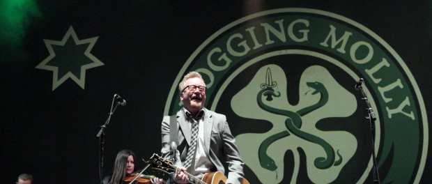 Flogging Molly am Frequency Festival