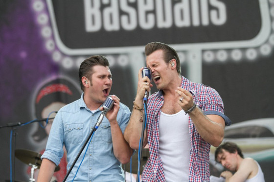 The Baseballs. Photo: Patrick Münnich