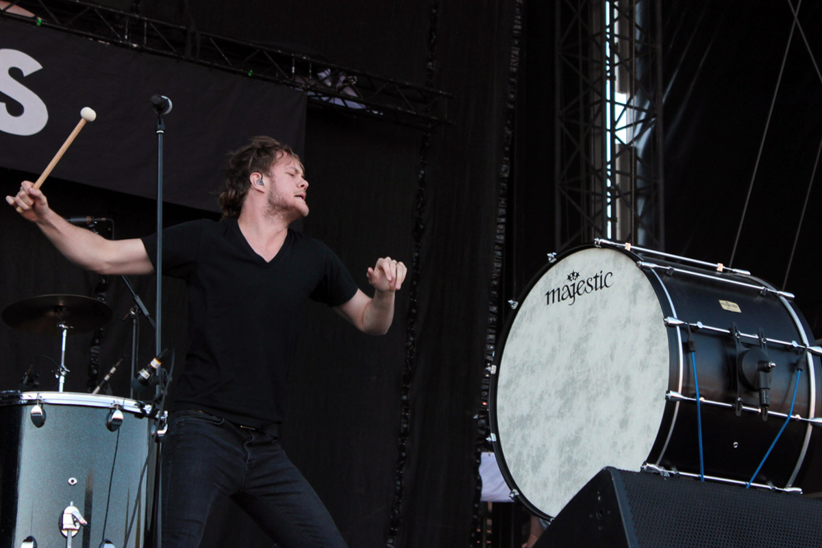 Imagine Dragons – Frequency 2013
