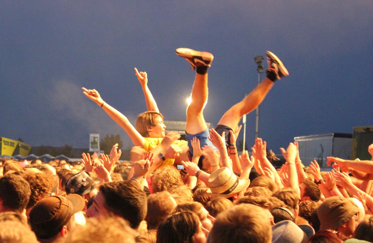 Highfield Festival 2011
