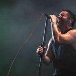 Zum Finale an Tag 2 locken die Nine Inch Nails mit einem ihrer raren Auftritte alle Reserven aus dem Publikum. (© MD/festivalrocker.com)