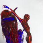 Die vermutlich aufregendste Bühnenperformance geht an Rob Zombie. (© MD/festivalrocker.com)