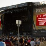 """Neben Metallica, Iron Maiden, Linkin Park und Kings Of Leon, wurde """"Wasser"""" bei Temperaturen bis zu 36 Grad zum heimlichen Headliner des Festivals. (© MD/festivalrocker.com)"""