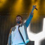 Und dann kommt er: Marteria, ein wahnsinniger Headliner, für alle, die Iron Maiden nicht so mögen und Rap statt Metal bevorzugen. (© MD/festivalrocker.com)