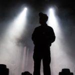 Die Abschlussmusik zu vier großartigen Festivaltagen liefert Woodkid. (© MD/festivalrocker.com)