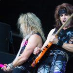 Nova Rock Festival 2014: Steel Panther (Photo: MD / festivalrocker.com)