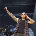 Nova Rock Festival 2014: Avenged Sevenfold (Photo: MD / festivalrocker.com)