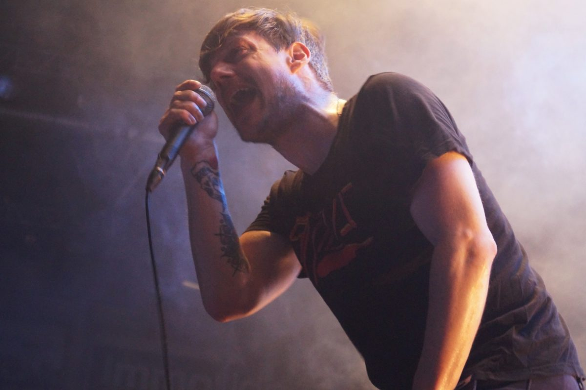 Turbostaat, Rock im Park 2015 (Photo: Christine Scharl / Festivalrocker)