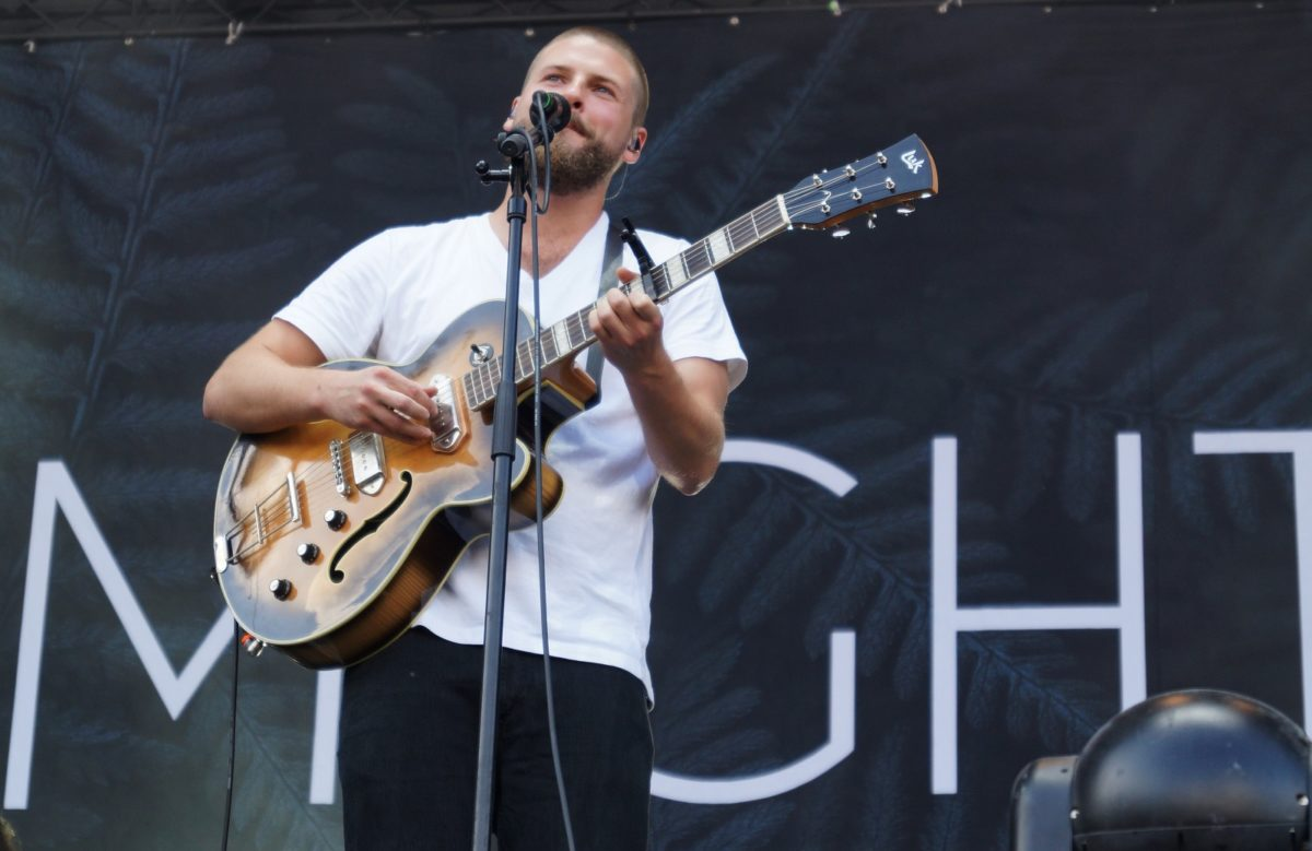 Mighty Oaks, Rock im Park 2015 (Photo: Christine Scharl / Festivalrocker)