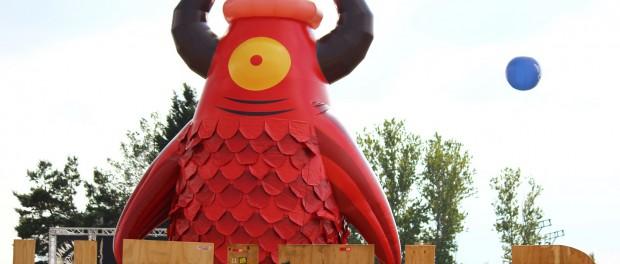 Das Highvieh erwartet euch auch 2016 wieder am Störmthaler See zum Highfield Festival. (Photo: Festivalrocker)