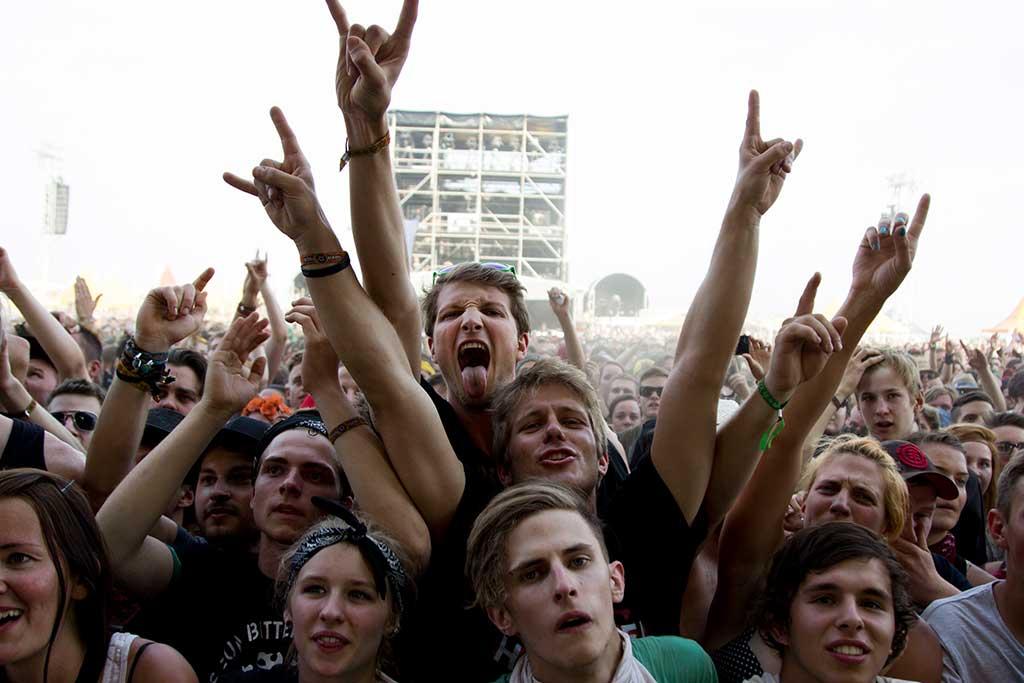 Nova Rock Publikum