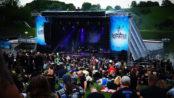 Zu harten Tönen entspannen - beim Rockavaria läufts! (Photo: Christine Scharl / Festivalrocker)