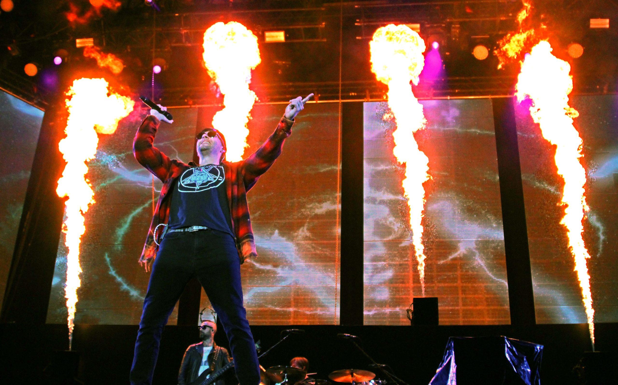 Avenged Sevenfold, Rock im Park 2018