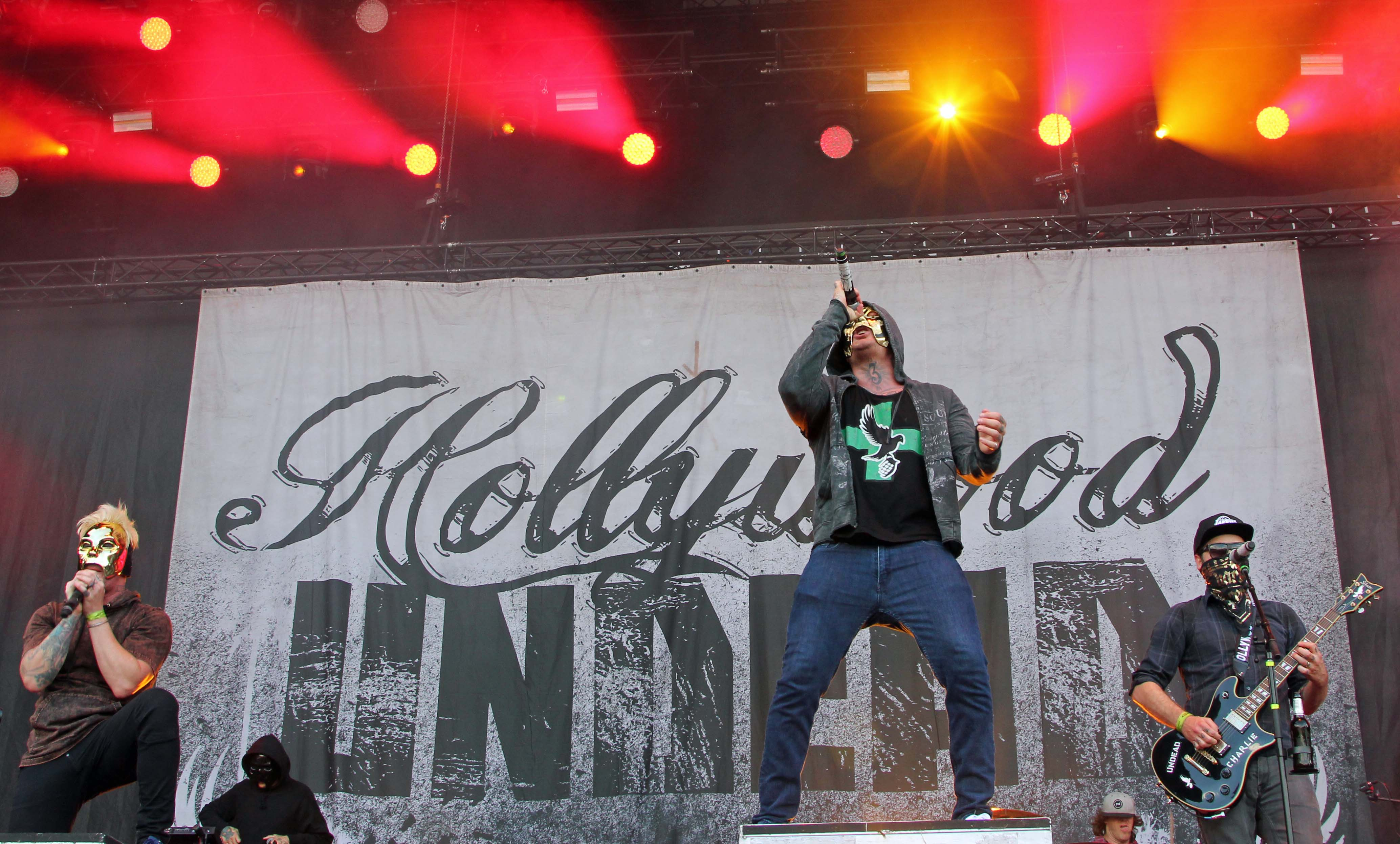 Hollywood Undead, Rock im Park 2018