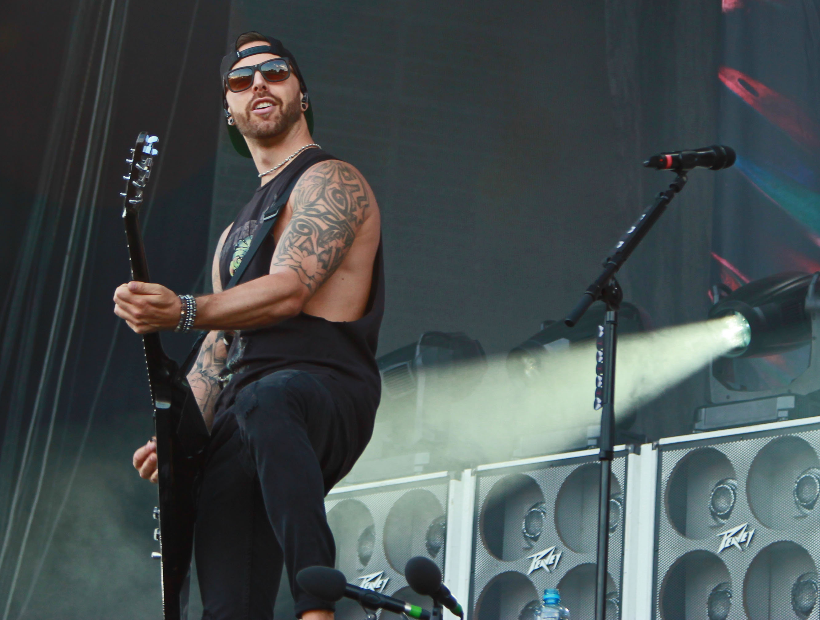 Bullet for my Valentine, Rock im Park 2018