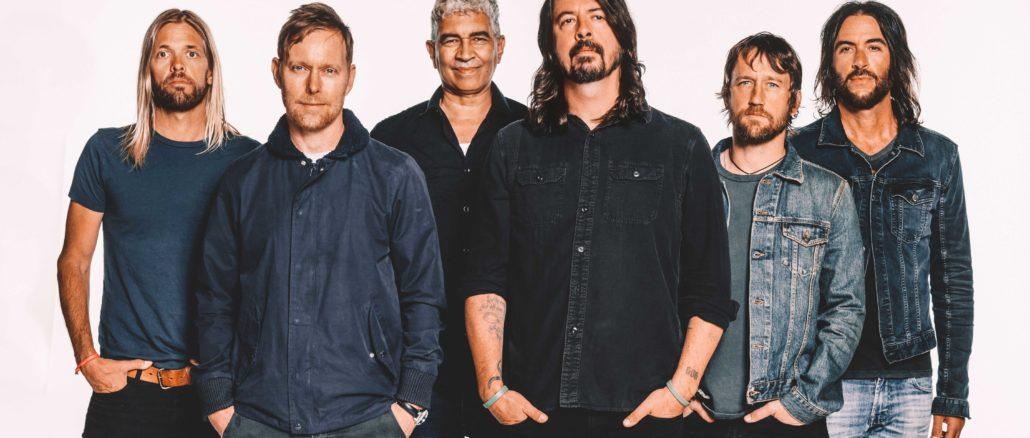 Foo Fighters (c) Sony Music