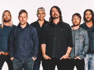 Foo Fighters (c) Sony Music